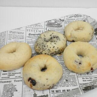 名古屋市昭和区桜山駅近く♪天然酵母のベーグルとミルクパンを作って...
