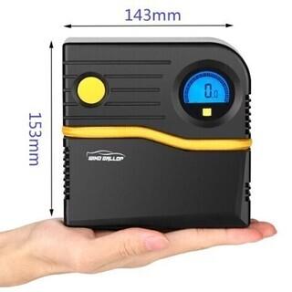 【新品・未使用】電動エアコンプレッサポンプ LEDデジタル表示 ...