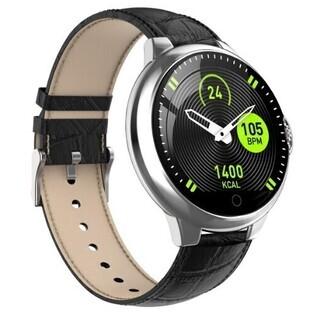 【新品・未使用】スマートウォッチ 腕時計型 20日間連続稼働 健...