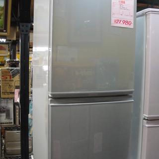 2018年製 シャープ 2ドア冷凍冷蔵庫 SJ-D14C-…