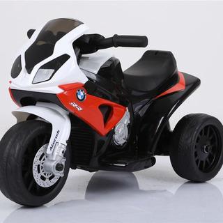 【新品未開封】こども用電動乗用3輪バイク BMW S1000RR
