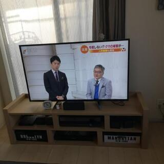 お値下げしました★ナチュラルテレビ台★万能!