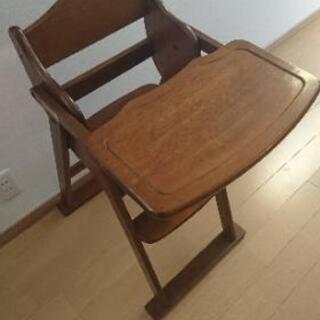 幼児用の椅子 1000円 早い者勝ち
