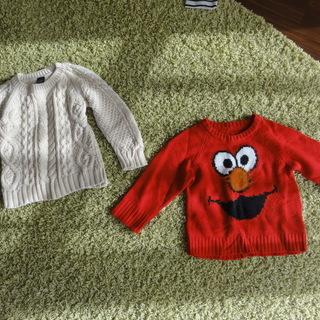 個別売り可能 セーター ニット 90