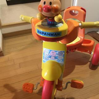 アンパマン 三輪車