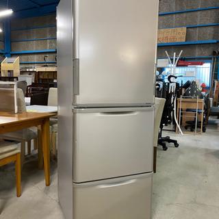 キズ凹みあり激安!2017年製 SHARP ノンフロン冷凍冷蔵庫...