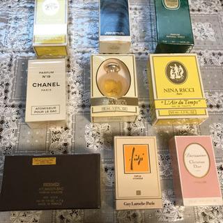 1/23まで限定!ブランド香水12種