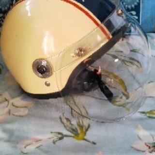 男女兼用ジェット形ヘルメット