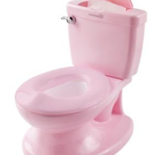 未使用 『値下げしました』オシャレトイレ型おまる