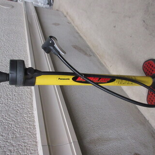 自転車専用フロアーポンプ Panaracer BFP-AZLY1...