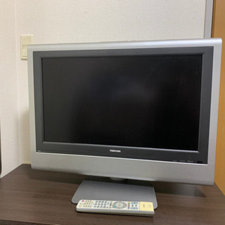 ジャンクTOSHIBA液晶テレビ
