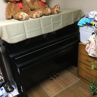 アップライトピアノ ヤマハ U10BI      極上美品