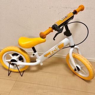 キッズ用 キックバイク ブレーキ付き