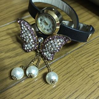 新品未使用品の腕時計