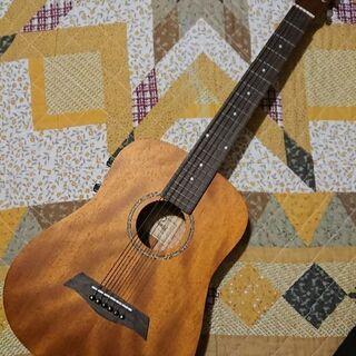 [値下げ]S.Yairi ミニアコースティックギター YM-02...