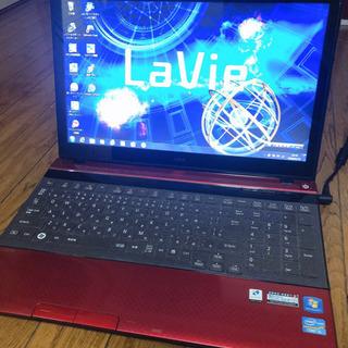 NEC LaVie S LS550HS3ER(2012)/15....