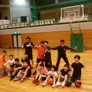 """「楽しさ」「人間的成長」重視のバスケットボールスクール S.B.C-The First ComfortZone-全ての子供達の""""安心領域""""- - スポーツ"""