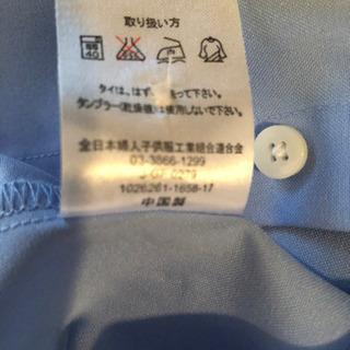 ネクタイ付Yシャツ100cm
