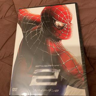 新品未開封スパイダーマン2 DVD