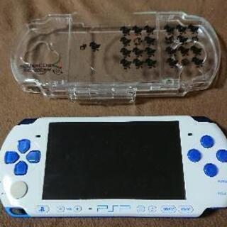 PSP本体とソフトセット