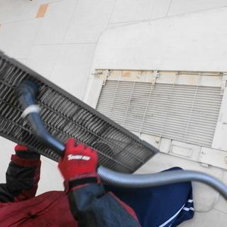 天井埋め込み型エアコンのフィルター掃除 - その他