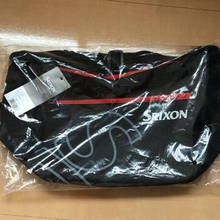 【完全未使用】スリクソン テニスバッグ