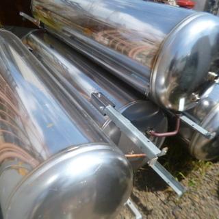 DIY材料 ステンレス(SUS430)製 貯水タンク 高さ165...