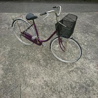 丸石自転車 マルイシ ママチャリ  一応ジャンク