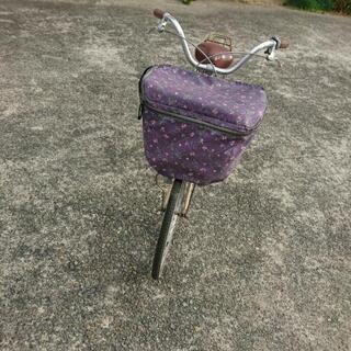 丸石自転車 24インチ 白 マルイシ 一応ジャンク