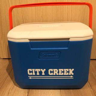 city creek クーラーボックス