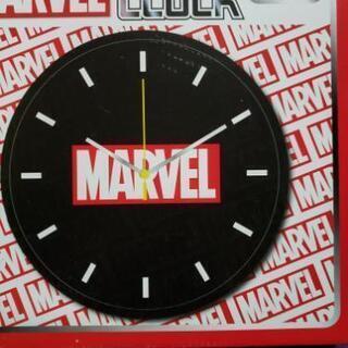 新品未使用 MARVEL 掛け時計