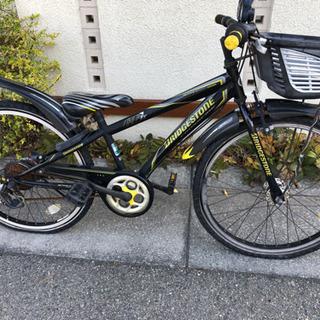 ジュニア 自転車二台