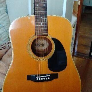 【レア】♪モーリスW-18♪アコースティックギター♪70年代ヴィ...
