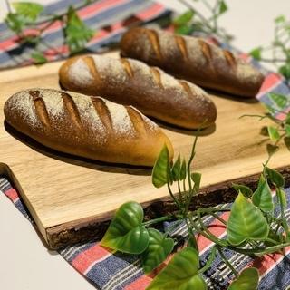 【ぼくらのキッチン】1月おとな料理レッスン「ナッツブレッド」