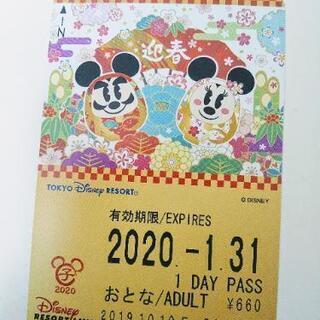 ディズニーリゾートラインパスポート、