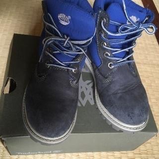 【値下げ】子供用ブーツ 17cm