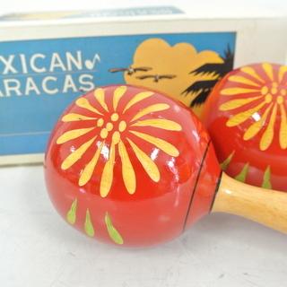 メキシカン マラカス パーティーやカラオケに♪