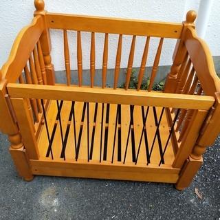 木製 ベビーゲート ベビーサークル ベビーフェンス 木製 ペットゲート