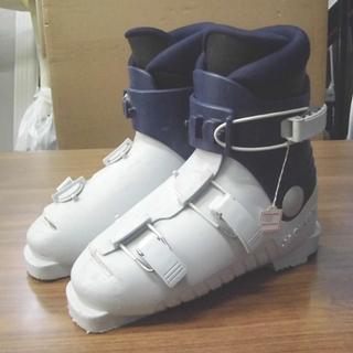札幌 実寸 約19.5~20cm スキー靴 子供用 ジュニア キ...