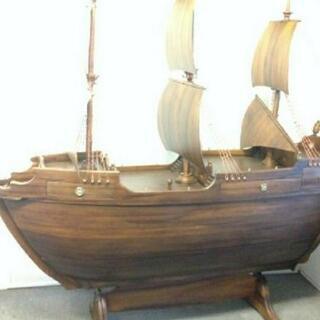 【ネット決済】帆船型キャビネット