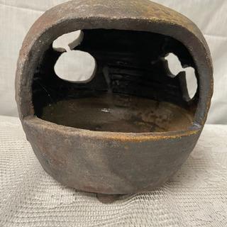 陶器の灯籠 和テイスト 昭和レトロ アンティーク