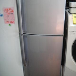 2010年製 シャープ 2ドア冷凍冷蔵庫 SJ-23S-S 22...