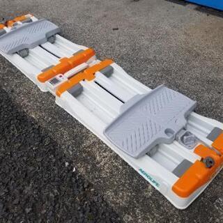 エアロライフ 折り畳み式サイドスライダー