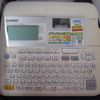 CASIO テプラ KL-M6 中古品