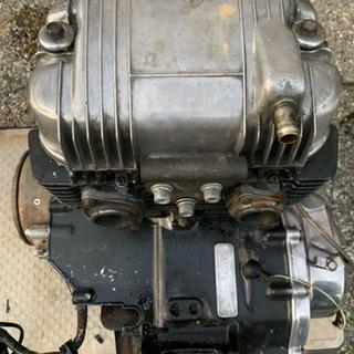 CB250N バブ ホーク3 ホーク エンジン