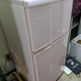 【値下げしました】2ドア冷蔵庫