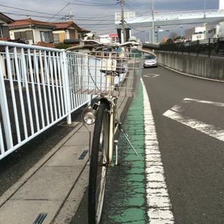 【中古自転車】26インチ (オフホワイト) 内装3段