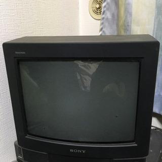 【ジャンク】SONY14型ブラウン管テレビKV-14GP1