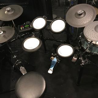 【美品】電子ドラム  YAMAHA DTX500  新品ペダル、...