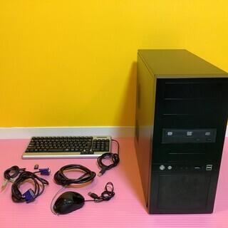 パソコン【デスクトップ】格安でお譲りします!!